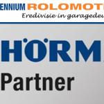 Millennium Rolomotive is Hörmann premium partner van het jaar