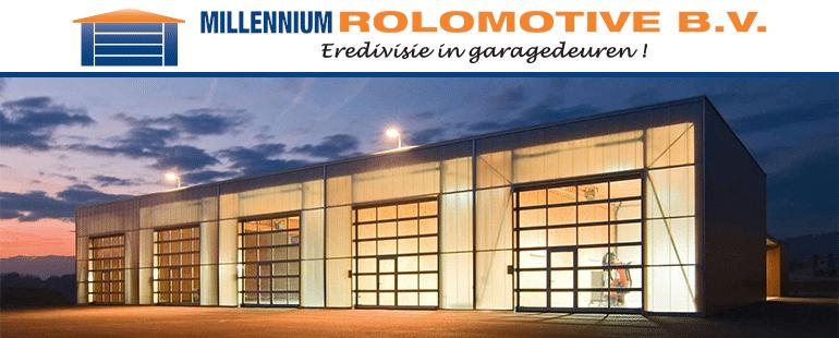Industriedeuren van Hörmann; gemakkelijk en veilig!