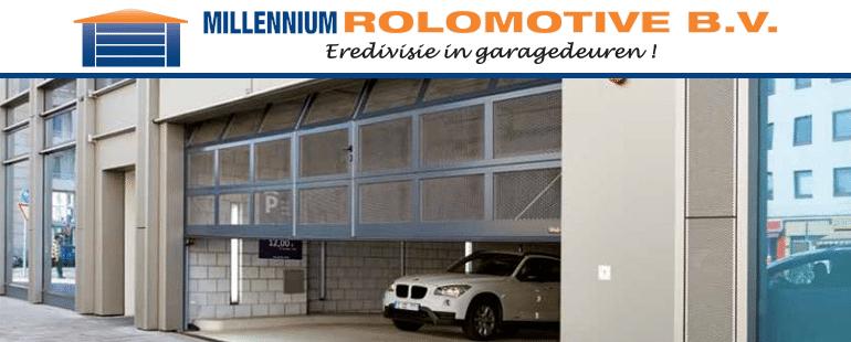 Stijlvol en geschikt; parkeergaragedeuren van Hörmann