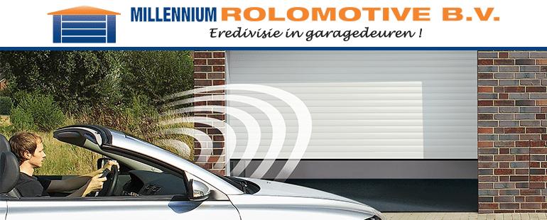 De nieuwste trend in garageroldeuren: de RollMatic OD