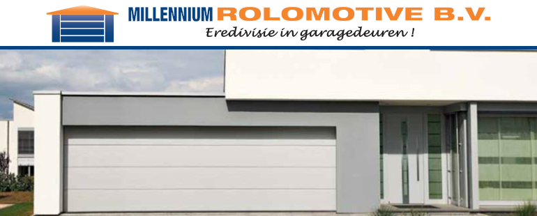 Garagesectionaaldeuren van Hörmann