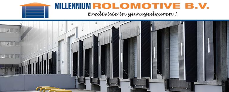 Industriedeuren van Hörmann; inbraakwerend en veilig