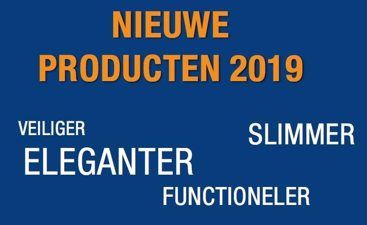 Trends Garagedeuren & Nieuwe Producten 2019