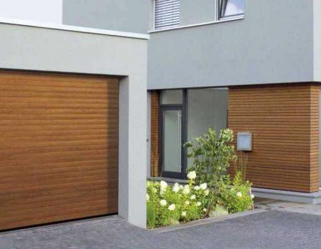 garagedeur-met-hout-bekleed